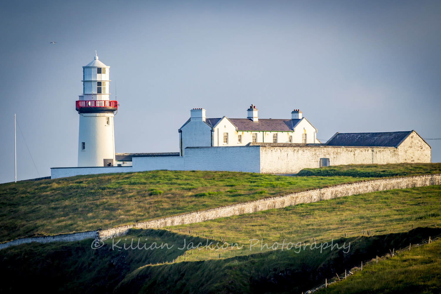 Galley Head, Cork, West Cork, Rosscarbery, Ireland, Wild Atlantic Way, Lighthouse