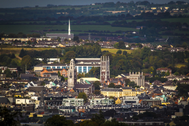 farranree, cork, ireland,  cathedral, st mary, st anne, resurrection