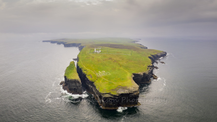 drone, mavic 2 pro, clare, ireland, lighthouse, loop head, wild atlantic way