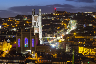 bells field, north cathedral, cork, ireland, patricks hill