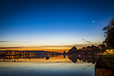venus, blackrock, blackrock castle, cork, cork city, ireland, river, river lee
