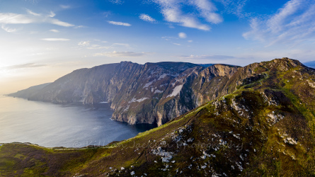 drone, mavic 2 pro, donegal, ireland, sliabh liag, slieve league, wild atlantic way