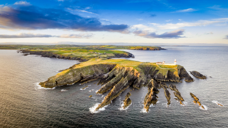 drone, mavic 2 pro, cork, galley head, ireland, west cork, wild atlantic way
