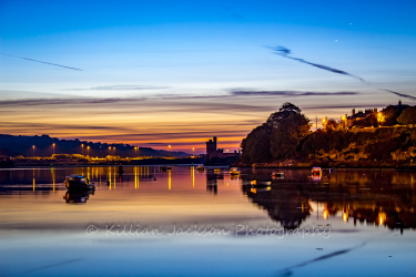 mercury, mars, blackrock, blackrock castle, cork, cork city, ireland, river, river lee