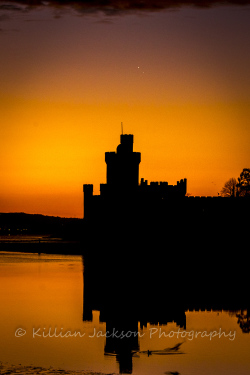 jupiter, venus, blackrock, castle, cork, cork city, ireland, river lee